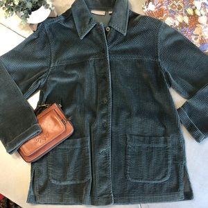 ⭐️Vintage🌟NORDSTROM corduroy jacket- Small Petite